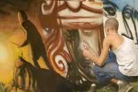 El concurso 'Graffiti Literario' trata de acercar la literatura al público juvenil