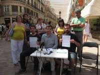 El movimiento 15M presenta el texto definitivo de la ILP para el fomento de la participación ciudadana