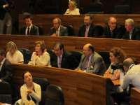 Cascos proclama un Gobierno con nueve Consejerías