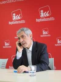 Llamazares recuerda que el Congreso no se ha disuelto y pide explicaciones sobre la crisis y la