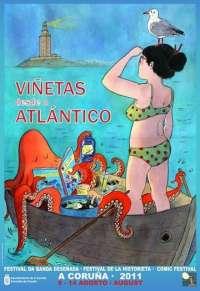 El Salón del Cómic de A Coruña presenta por primera vez en España una muestra antológica sobre 'Valentina'
