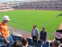 El Estadio Nuevo los Cármenes amplía su aforo a 22.524 localidades para la vuelta a Primera del Granada CF