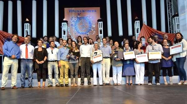Cantabria por el Sahara, Nuevo Futuro y Asociación Imagine, Premios Solidaridad del Festival Intercultural