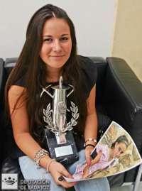 La cantaora Celia Romero actuará en Montijo (Badajoz) el 10 de septiembre