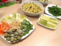 Vuelven los cursos de 'Cocina sin Carne' de Animanaturalis a la 'Gota de Leche'