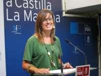 PSOE de C-LM critica que Cospedal