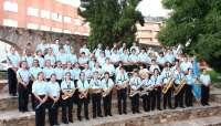 La Banda de la Escuela Municipal de Música de Astorga (León) actuará en Disneyland París el miércoles