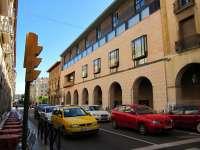 Huesca inicia esta semana dos actuaciones para la peatonalización del centro de la ciudad