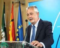 Griñán anuncia una iniciativa legislativa dirigida a aumentar las competencias sobre el Guadalquivir