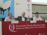 Al Ayre Español, Domenech, Casazza y Pozzi cierran el Ciclo Música Antigua de la Quincena donostiarra con música barroca