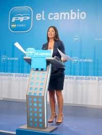 PP-A pide la comparecencia urgente del consejero de Empleo por