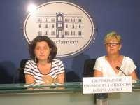 El PSM critica que alargar tres años la concesión de licencias en zonas sin alcantarillado fomentará la