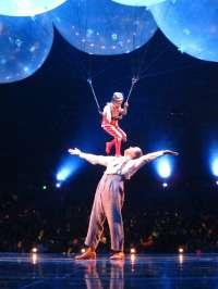 El Circo del Sol vuelve este miércoles a Sevilla a montar el 'Grand Chapiteau' de su nuevo espectáculo