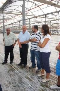 García Lidón se reúne con agricultores para estudiar resultados y nuevos objetivos del Programa Agricultura Limpia