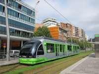 El tranvía de Bilbao recupera el próximo 5 de septiembre el horario de invierno