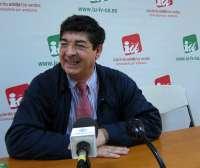 Valderas, dispuesto a consensuar la iniciativa legislativa sobre el Guadalquivir para obtener