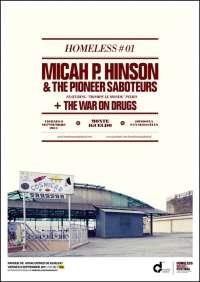 Micah P. Hinson actuará el 9 de septiembre en un nuevo festival en el parque de atracciones de San Sebastián