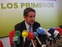 Revilla dice que el PP dejará de reivindicar el AVE en los próximos meses para