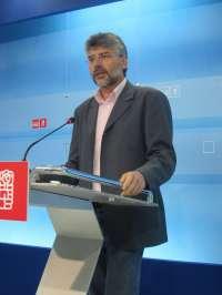El PSOE extremeño critica que Rajoy sea