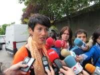 La delegada del Gobierno respeta que la Fiscalía pida imputar al alcalde de Leitza y reclama a Bildu que