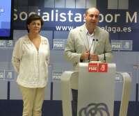 El PSOE dice que la nueva política urbanística de la Diputación