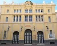 La Comunidad cede el uso público del Teatro Cervantes al Ayuntamiento de Abarán