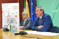 Junta distribuirá una guía sobre derechos y responsabilidades educativas a un millón de familias andaluzas