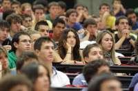 La UPNA inicia el nuevo curso con una jornada de acogida a los cerca de 1.700 nuevos alumnos