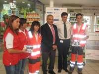 Cruz Roja y Carrefour ponen en marcha la tercera campaña solidaria de recogida de material escolar