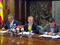El PP de León pondrá sobre la mesa en la reunión del próximo lunes con Zapatero los compromisos