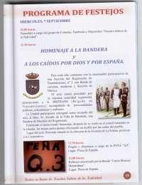 Foro de la Memoria pide a Chacón que evite que el Ejército participe en un homenaje a los