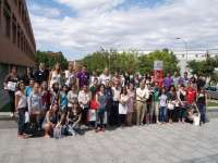 La UR recibe a 69 estudiantes extranjeros matriculados en el primer cuatrimestre del curso 2011-2012