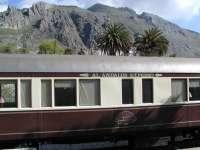 El tren turístico de lujo Al-Andalus reanuda la marcha en la primavera de 2012