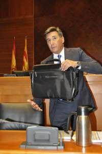 Oliván dice que el Fondo de Compensación Interterritorial es