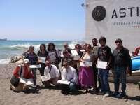Málaga, una de las cuatro ciudades españolas representantes del movimiento Urban Sketchers en el mundo