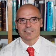 <p>José García Montalvo.</p>