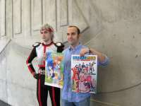 Unas 3.000 personas visitarán este año las XV Jonaícas de Manga, Anime y Cultura Japonesa