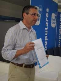 Pendón reconoce que se ha llevado un iPad de la Diputación y asegura que nadie le ha requerido su devolución