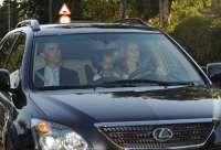Los Príncipes visitarán hoy en Salamanca un centro de Cruz Roja financiado con la herencia de Balada