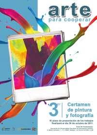 La inscripción para participar en el certamen 'Arte para cooperar' continúa abierta