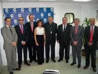 Margarita Mayoral toma posesión como directora de COPE C-LM con la presencia de Tirado, Esteban y Braulio Rodríguez