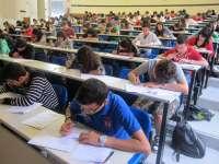 El 63% de los alumnos aprueban la selectividad en septiembre en Galicia, que registra 1.680 aptos
