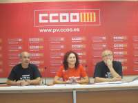 CCOO reclama que la oferta de empleo público en enseñanza alcance los 2.000 puestos en 2012