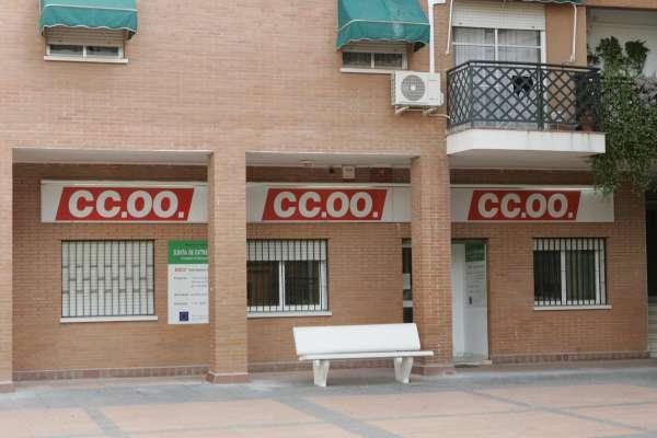 Unos 500 delegados de CCOO Extremadura reivindican en Madrid el papel de los sindicatos y su estrategia ante la crisis