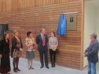 Inaugurado el centro Carlos Santamaría de la UPV/EHU en San Sebastián que busca
