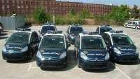La Jefatura Superior de Policía de Extremadura se refuerza con siete nuevos vehículos
