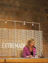 Las fundaciones Orquesta de Extremadura y Parque Científico Tecnológico muestran