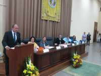 Monago se compromete a que la UEx tenga en esta legislatura con una ley de financiación