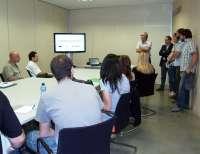 Un taller de empleo de la DPH ofrece formación a diez alumnos en proyectos sostenibles y TIC