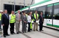 La Junta insiste en que las obras del metro están avanzando